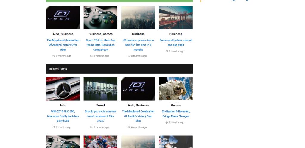 WordPress视频主题:Videoblog