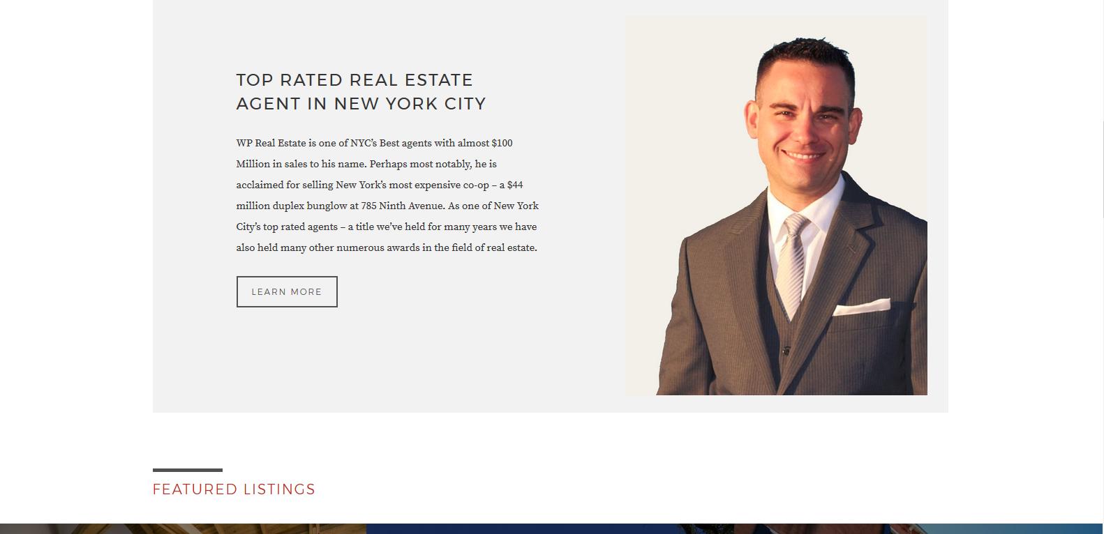 WordPress房地产主题:WP Real Estate