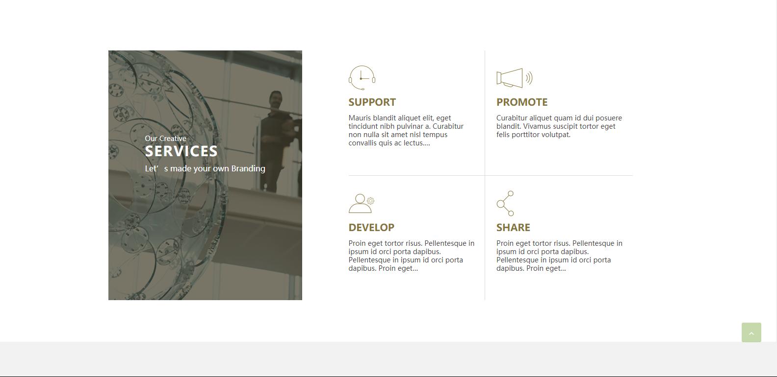 WordPress企业模板:Core Corporate