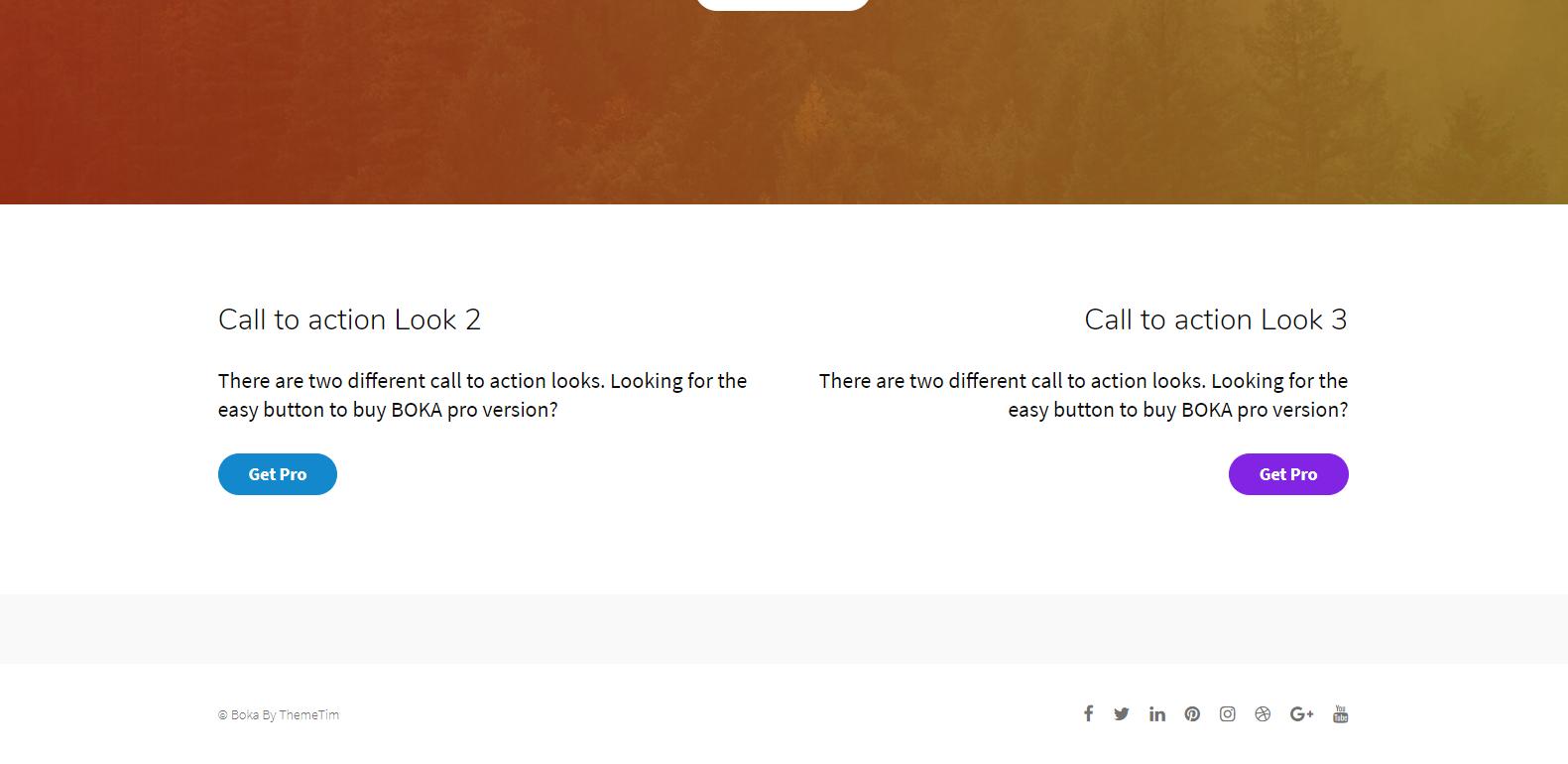 WordPress设计公司网站主题:Boka