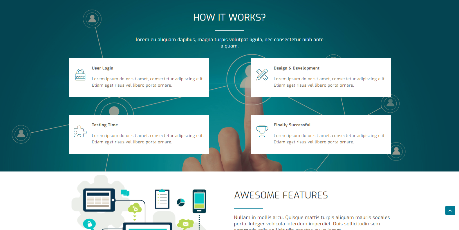 WordPress数字产品分享主题:Digital Products