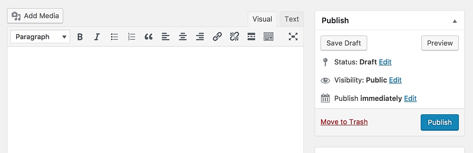 WordPress经典编辑器:Classic Editor