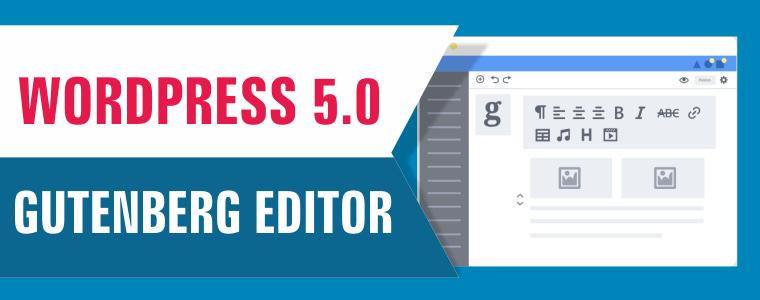 终于等到你!WordPress 5.0正式版发布